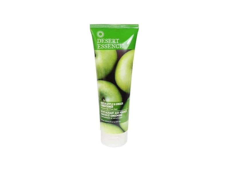 Desert Essence Après-shampoing à la Pomme Verte et au Gingembre - tube 237 ml
