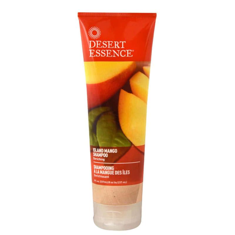 Desert Essence Shampoing à la Mangue - 237 ml