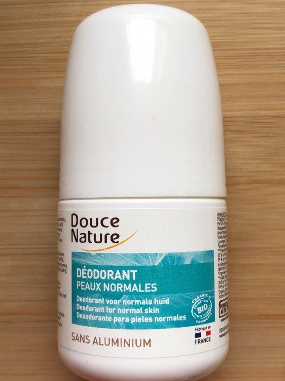 Douce Nature Déodorant bille peaux normales BIO - 50 ml