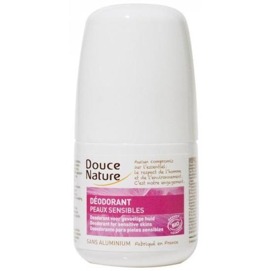 Douce Nature Déodorant bille peaux sensibles BIO - 50 ml