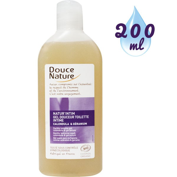 Douce Nature Natur\'intim gel douceur Bio - 200 ml