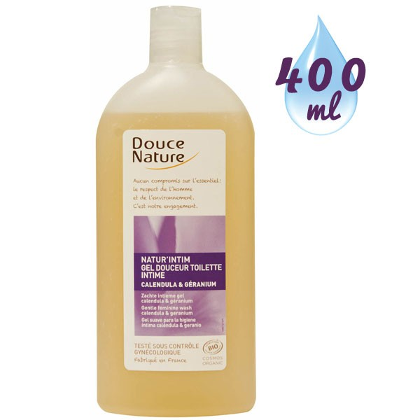 Douce Nature Natur\'intim gel douceur Bio - 400 ml