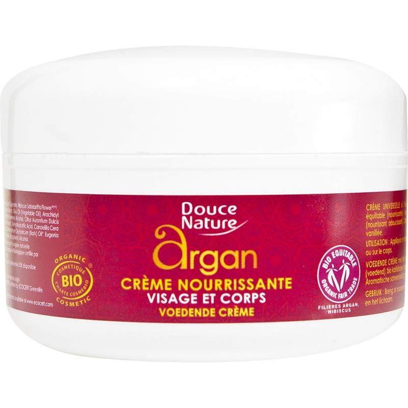 Douce Nature Crème nourrissante BIO - 200 ml