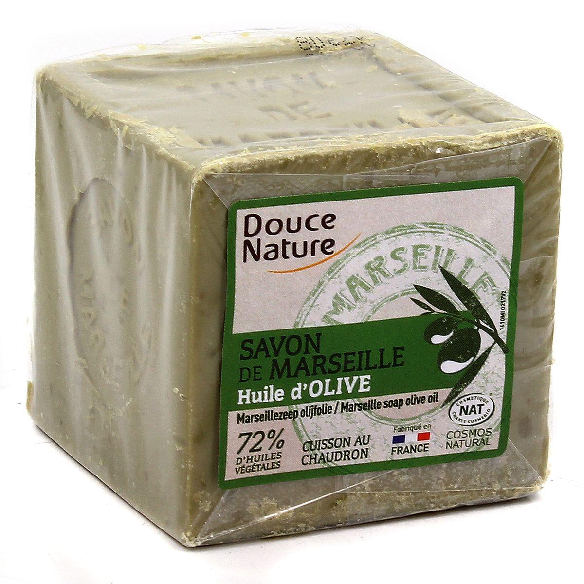 Douce Nature Véritable savon Vert de Marseille - 300 g