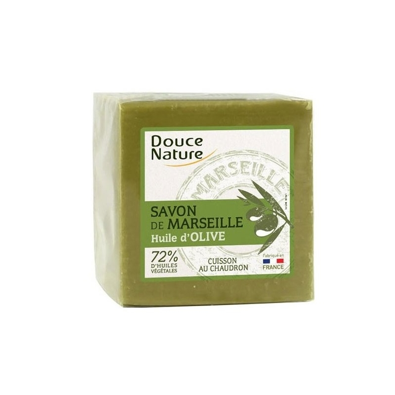 Douce Nature Véritable Savon Vert de Marseille - 600 g