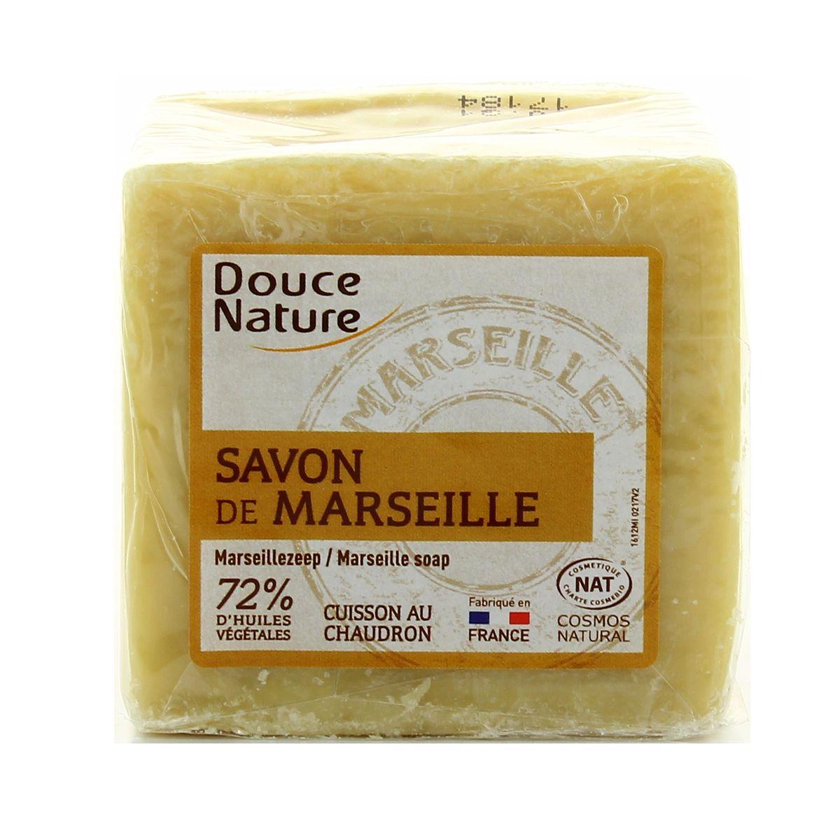 Douce Nature Véritable savon blanc de marseille - 300 g