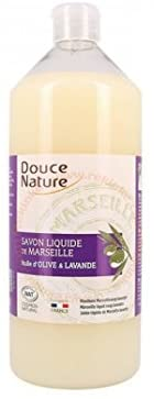 Douce Nature Savon de marseille lavandin liquide recharge - 1 litre