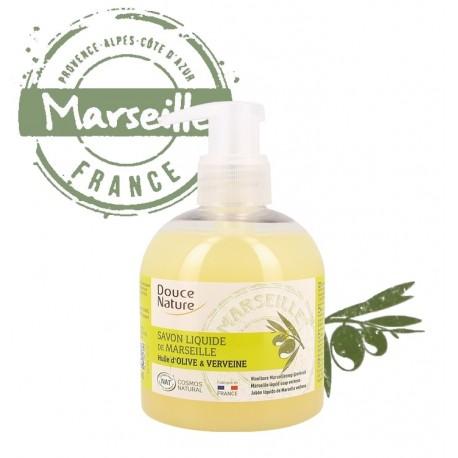 Douce Nature Savon de Marseille liquide Verveine - 300 ml