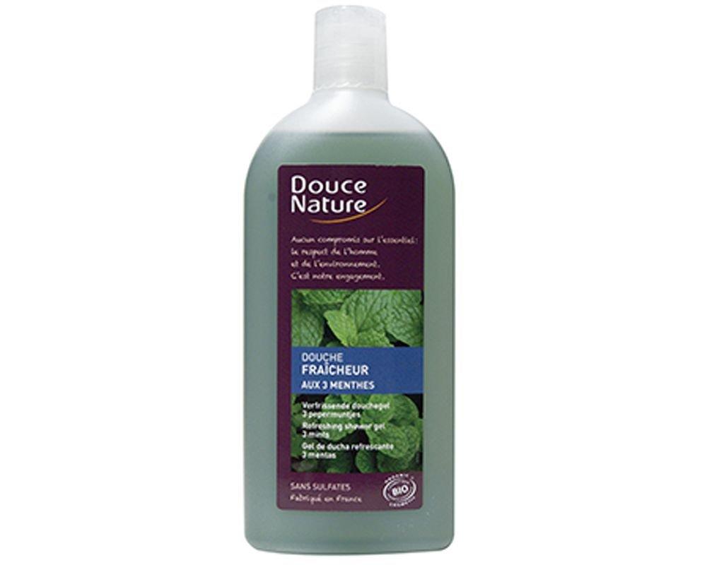 Douce Nature Douche 3 Menthes BIO - 300 ml
