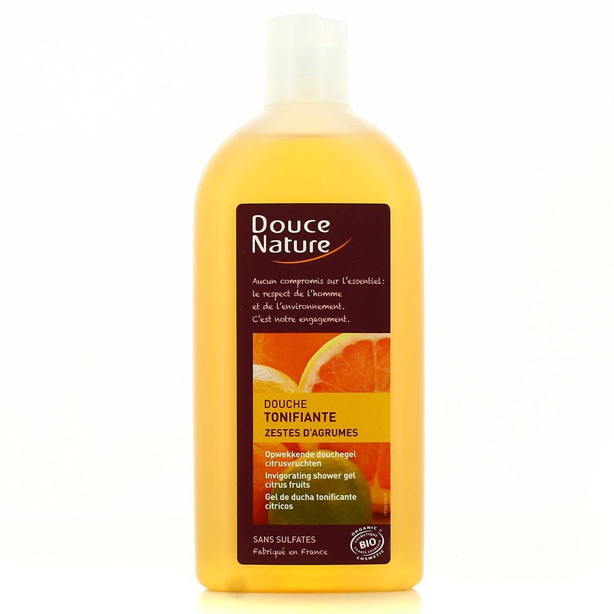 Douce Nature Douche Agrumes BIO - 300 ml