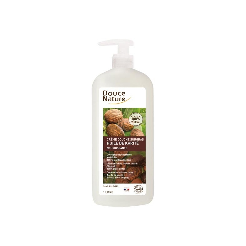 Douce Nature Shampoing Douche Surgras 1 L