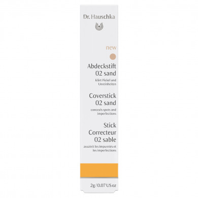 Dr Hauschka Stick correcteur 02 Sable 2 g