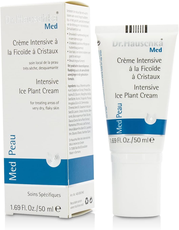 DR. HAUSCHKA Crème Intensive à la Ficoïde à Cristaux - 50 ml
