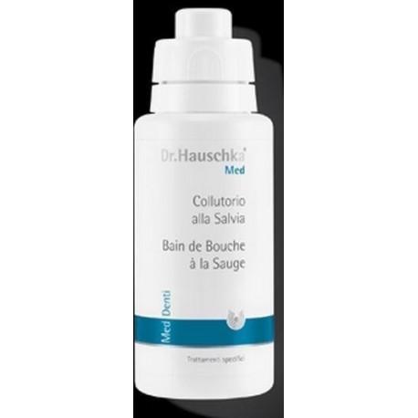 DR. HAUSCHKA Bain de bouche à la sauge - 300 ml