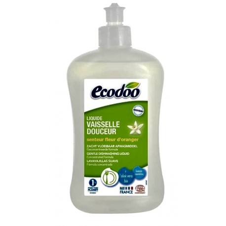 ECODOO  Liquide vaisselle douceur - 500 ml