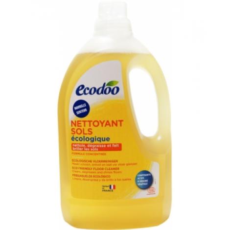ECODOO Nettoyant sol & travaux 1,5 litre