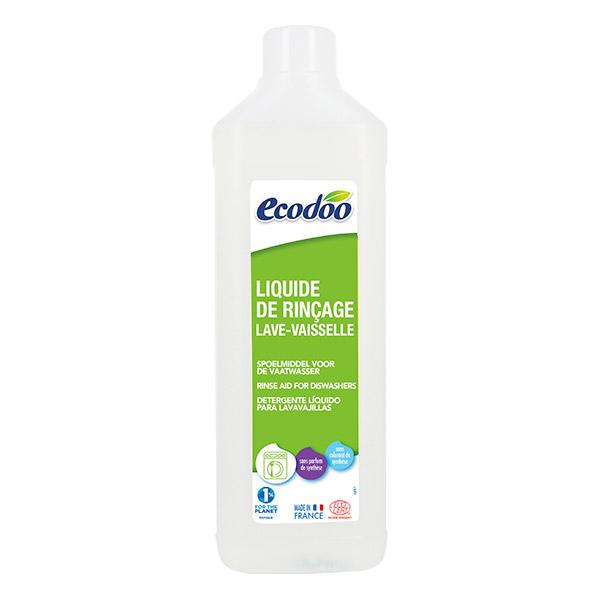 ECODOO Liquide rinçage lave vaisselle - 500 ml