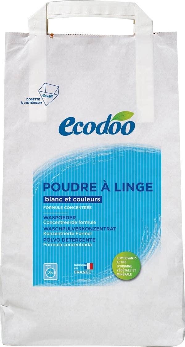 ECODOO Poudre à linge concentrée - 1,5 kg