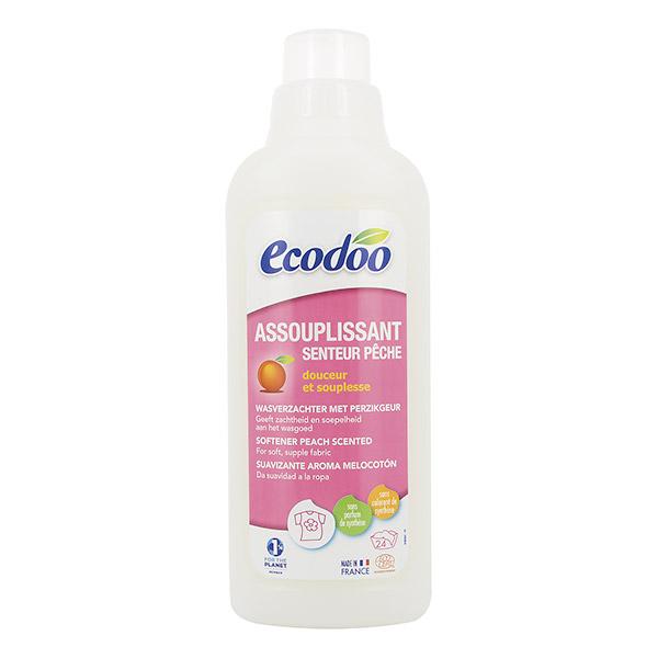 ECODOO Assouplissant senteur pêche - 750 ml
