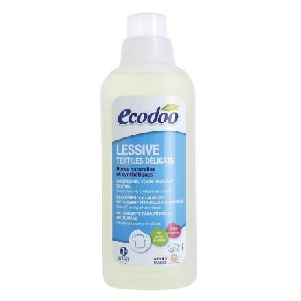 ECODOO Lessive textiles délicats - 750 ml