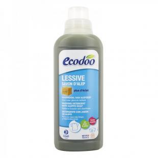 ECODOO Lessive liquide au savon d\'alep - 750 ml