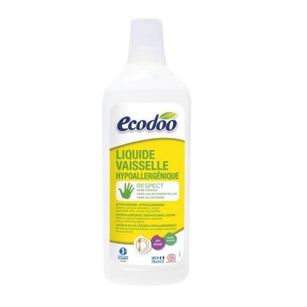 ECODOO Liquide vaisselle hypoallergénique - 750 ml