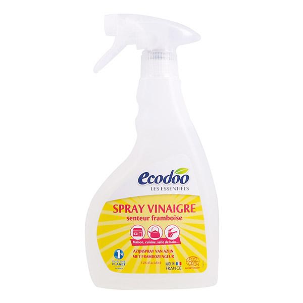 ECODOO Vinaigre senteur framboise - spray 500 ml