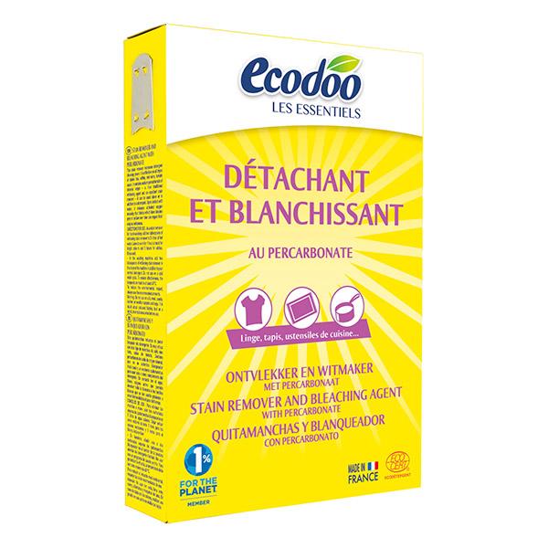 ECODOO Détachant et blanchissant au percarbonate - 350 g