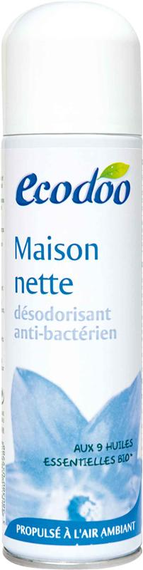 ECODOO Désodorisant maison nette - 335 ml