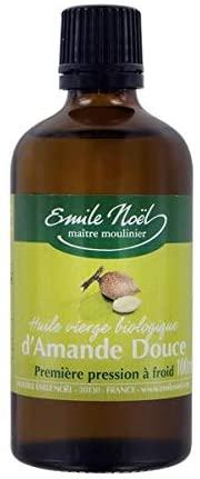 Emile Noel Huile vierge d\'amande douce vierge BIO - 100 ml