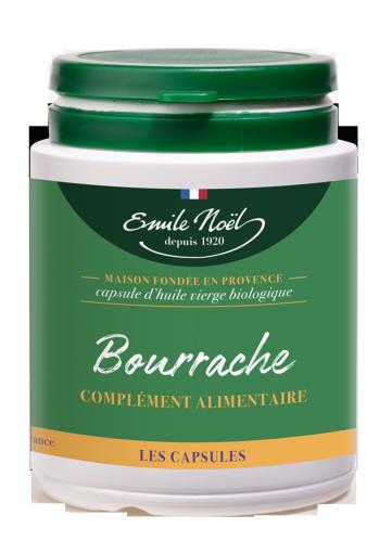 Emile Noel Bourrache vierge biologique - 200 capsules marines
