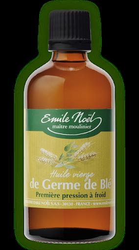 Emile Noel Huile vierge Germe de blé - 100 ml