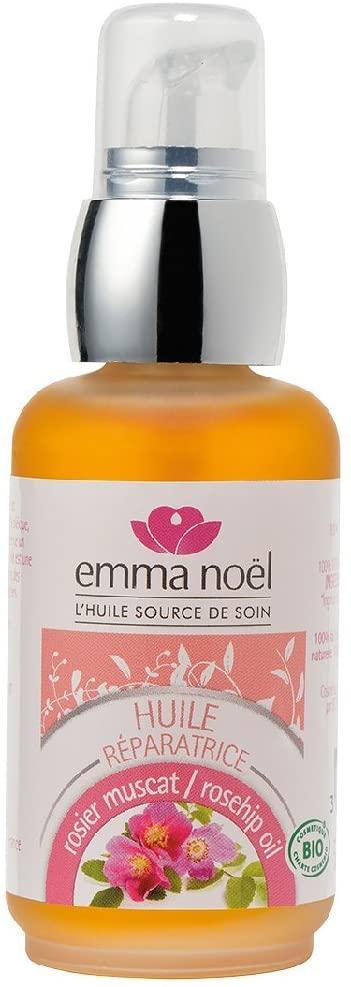 Emma Noël Huile Vierge de Rosier Muscat 50 ml