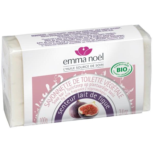 Emma Noël Savonnette au lait de figue 100 g