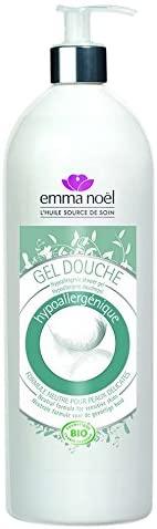 Emma Noël Gel douche hypoallergénique BIO - 1 litre