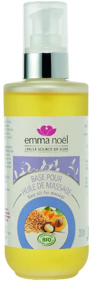 Emma Noël Base pour huile de Massage 200 ml