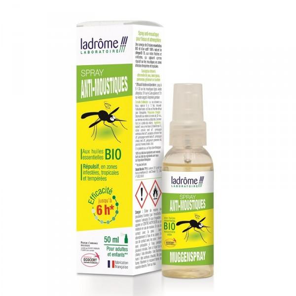 Ladrome Spray anti-moustiques BIO - 50 ml