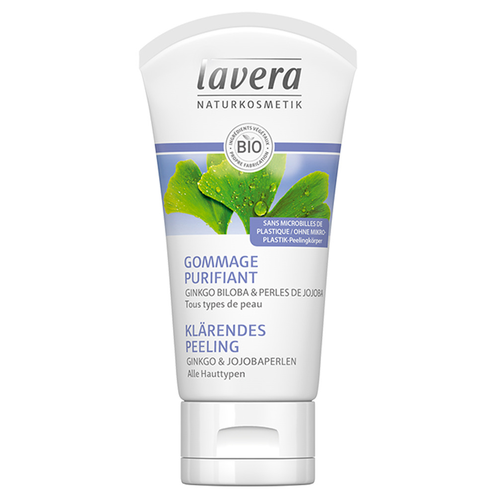 Lavera Gommage purifiant 50 ml