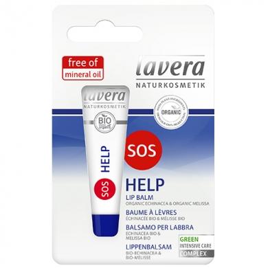 Lavera Baume à lèvres SOS Help - 4,5 g