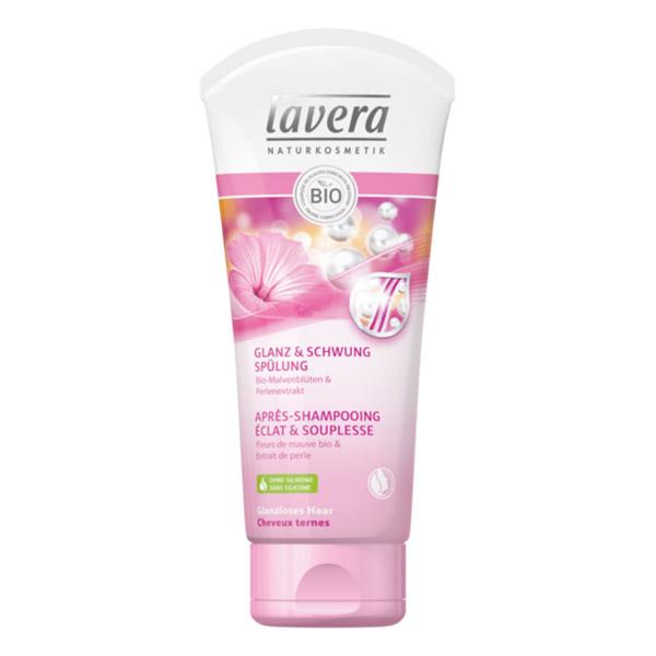 Lavera Après-shampoing éclat et souplesse tube 200 ml