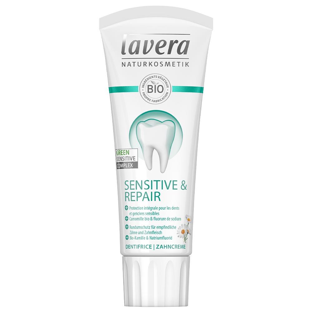 Lavera Basis, Dentifrice dents sensibles - 75 ml