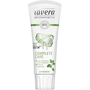 Lavera Basis, Dentifrice menthe - 75 ml