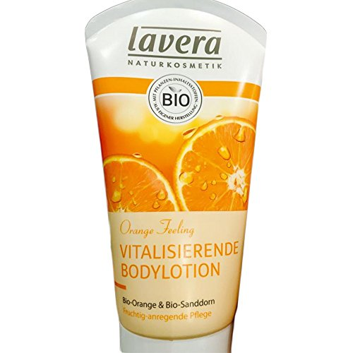 Lavera gel douche Orange feeling 200 ml