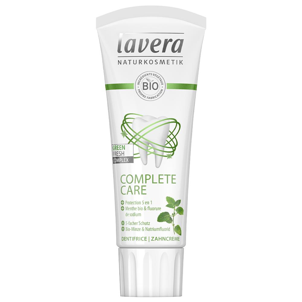 Lavera dentifrice complete Care Menthe et Fluorure 75 ml
