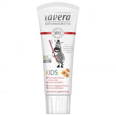 Lavera Dentifrice Kids Calendula et Calcium BIO - 75 ml