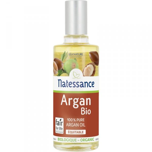 Huile d'Argan Bio Natessance 50 ml