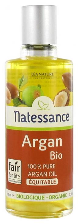 Lift Argan / Natessance Huile d\'argan 100 % pure Bio - 100 ml