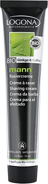 LOGONA Homme Mann crème à raser  75 ml