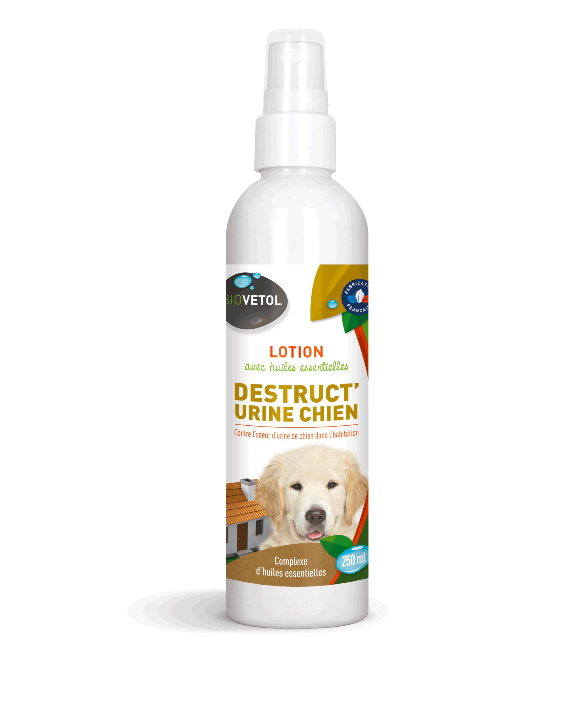 Désodorisant urine du chien contre les odeurs dans l\'habitation