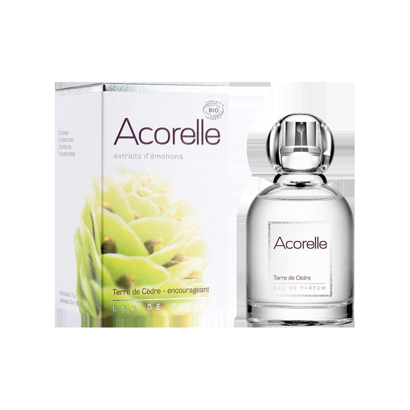 Eau de parfum Cèdre BIO - 50 ml